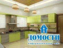 Стильные кухни для ценителей прекрасного
