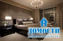 Основные тенденции дизайна спален в этом году