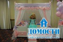 Дизайн кроватей для маленьких леди