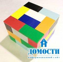 Новый тренд - мебель из кубиков LEGO!