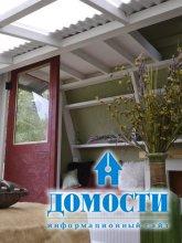 Крошечный дом-трансформер в виде буквы А