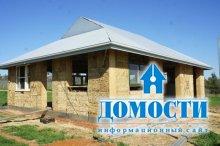 Фермерское сообщество Австралии строит дома из соломенных тюков