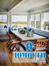 Дизайнерские идеи для пляжного дома!